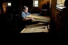 Burwell-Morgan Mill (Woody M) Tags: virginia nikon availablelight va millwood environmentalportrait d90 burwellmorganmill