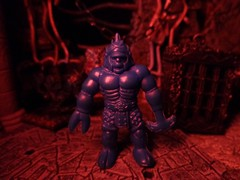 Black Killer (ridureyu1) Tags: toy toys actionfigure muscle wrestling killer executioner kinnikuman chojin kinniku keshi toyphotography kinkeshi yudetamago jfigure blackkiller alienwrestler sonycybershotsonycybershotdscw690 kinnikumanmovies