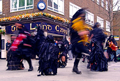 Mythago3 (DaveCox) Tags: dance dancers border morris horsham mythago