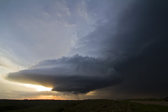 Rapid City Supercell (unripegreenbanana) Tags: usa southdakota