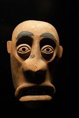 Masques musee Guimet (pedro-del-gado) Tags: musee masques guimet