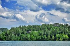 Bled (selecshine) Tags: lake slovenia bled slovenija jezero blejskojezero