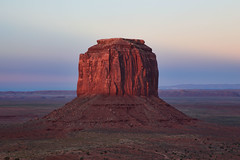 Monument Valley Sunset (P M Littman) Tags: monumentvalley