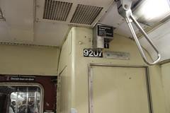 IMG_8072 (GojiMet86) Tags: new york city nyc colors train subway many interior mta r33 irt 1963 tomc 9207 of
