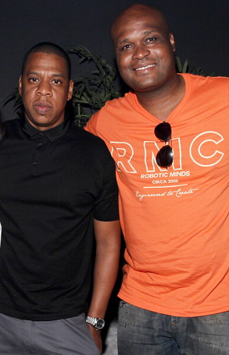 JAY Z & D USSE Cognac Legends of the Summer After Party
