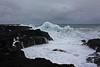 Rolling In II (terri-t) Tags: sea storm nature iceland south cliffs reykjanes breakwater rollingin