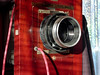Ansco Camera and Kodak Portrait Lens 1 (Gary L. Quay) Tags: portrait lens focus kodak f45 ansco 16405mmcameralarge formatstudiosoft