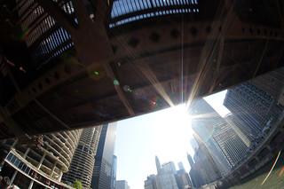 Chicago River impressions ...
