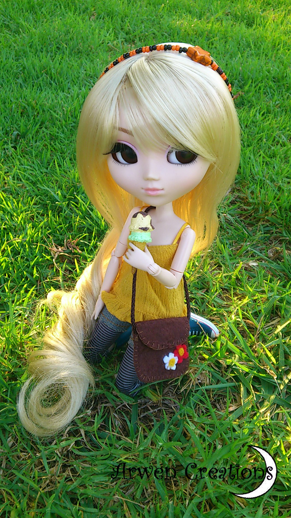 f8a3d350f Allison brown flowers bag (Arwen♥) Tags: hello white bag allison san kitty