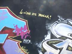 Muro Pichon 19 (xbonie) Tags: muro real libertad graffiti la calle montana amor alien roots ciudad carlos paisaje sae spray graff ruidera mancha manzanares respeto homenaje carmona oner manza pichon pizarroso saeone pichoner