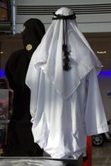 Veil for sale (Val in Sydney) Tags: veil uae abu dhabi