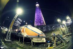 Tokyo Sky Tree (BEN LORPH) Tags: japan tokyo shinjuku shibuya fisheye odaiba tokyobay rainbowbridge eifukucho tokyoskytree benlorph benlorphphoto