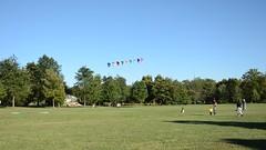 Kites (Adventurer Dustin Holmes) Tags: kite kites springfield springfieldmissouri greenecounty springfieldmo stuntkites stuntkite 2013 nathanaelgreenepark closememorialpark
