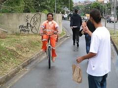 Caf do Ciclista - Inajar de Souza (ciclocidade) Tags: bicicleta ciclista dmsc semanadamobilidade inajardesouza ciclocidade cafedociclista