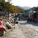 Mutianyu's souvenirs shop