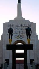 LA Memorial Coliseum (smacss) Tags: california los angeles coliseum figures discoverla