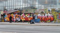 20130614_151115 (GATEKUNST Bergen by Kalle) Tags: graffiti karl bergen centralbath sentralbadet kleveland sentralbadetbergen gatekunstbergen