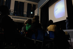 GeekyScience: Spaaace (Charlotteis) Tags: comedy space science aliens entertainment blackholes comets geeky astrobiology colinstuart spaaace helenarney lewisdartnell sheilakanani geekyscience