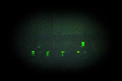 Night Vision (bassvolumetreble) Tags: green neon grain grainy 1022mm nightvision canon550d