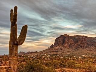 Superstition Mountain - Apache Junction, AZ #flickr12days