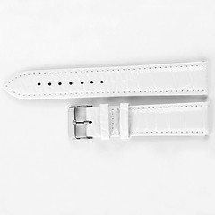 AMPM24 New White Patent Leather Watch Strap Band Silver Buckle 20mm Watchbands WB2038 (karabaaa19) Tags: new white leather silver watch band strap 20mm buckle patent watchbands ampm24 wb2038