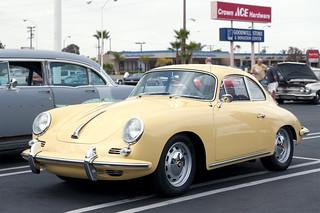 1964 Porsche 356Cs coupe - EXPLORED --- #186 --- Dec. 4, 2013