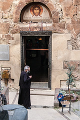 Orthodox Priest (robseye76) Tags: trip holiday church georgia priest orthodox tbilisi wakacje თბილისი gruzja
