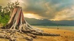 Timelapse - Kaneohe Sunset (jdubfudge) Tags: canon timelapse 7d