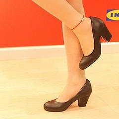 รองเท้าส้นสูง แฟชั่นเกาหลี สีหวาน เรียบร้อย ใส่ทำงาน นำเข้า - พรีออเดอร์GD4086 รองเท้าส้นสูง แฟชั่นเกาหลี อินเทรนด์สไตล์สวย ทำด้วยหนังสังเคราะห์สวยมีหลายสีให้เลือก ส้นเดินง่ายสวยดีไซน์เทรนด์ส้นสูงสสวยปรับให้คุณดูมั่นใจ เป็นรองเท้าส้นสูงสวยได้ในชุดทำงานและ