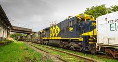 MRS #C30 S7R Super Seven (Jefferson Conti) Tags: estaçãoferroviária ferrovia superseven c30s7r trememlimeira tremdamrsemlimeirasp mrs35044