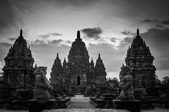 Sewu temple. (adrian.crapciu) Tags: canon indonesia temple java buddhist central 1000 prambanan candi sewu klaten