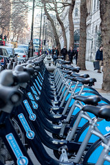 Boris Bikes (PJB32) Tags: canon 50mm 14 50dcanon