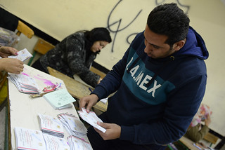 Egyptian constitutional referendum 2014