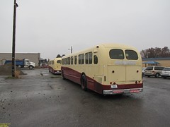 GMC TDM 5108 (busdude) Tags: old look museum energy atomic commission gmc crehst tdm5108