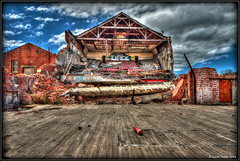 Crumbled (Geoff Trotter) Tags: old newzealand christchurch art canon nz hdr odeon crumbled chch odeontheatre photomatix canterburynz 3exp worldhdr geofftrotter christchurchearthquake christchurchearthquake2011 stunningphotogpin odeonodeon