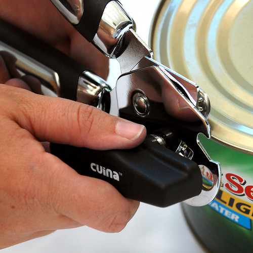 "Stainless Steel Can Opener - Kitchen Gadgets by Cuina Kitchen <a style=""margin-left:10px; font-size:0.8em;"" href=""http://www.flickr.com/photos/115365437@N08/12108418753/"" target=""_blank"">@flickr</a>"