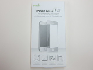 Moshi iVisor Glass Screen Protector for iPhone 5/5s