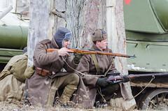 Budapest Pocket - Operation Konrad II (The Adventurous Eye) Tags: red army budapest ii german soviet ww2 konrad pocket operation reenactor reenactors 2014 wehrmacht kapsa operace oechov budapesk