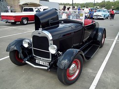 1928 Ford Model A roadster hot rod (sv1ambo) Tags: hot ford model rod 1928 roadster a