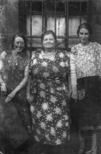 Mrs Donaldson 1930s