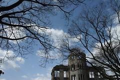 DP1M0452 Hiroshima Peace Memorial (Atomic Bomb Dome) (Keishi Etoh rough-and-ready photoglaph) Tags: sigma hiroshima foveon  atomicbombdome  dp1 worldculturalheritage hiroshimapeacememorial hiroshimapeacememorialpark   mmorialdelapaixdhiroshima  dmedegenbaku dp1m dp1merrill sigmadp1merrill