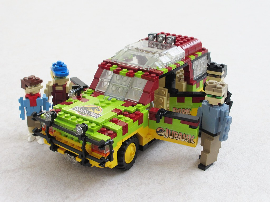 The world 39 s best photos of explorer and jurassicpark - Jurasic park lego ...