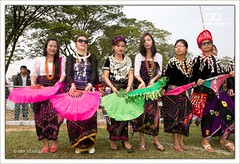 "Singpho festival, Shapawang Yawng Manau Poi, Arunachal Pradesh (Arif Siddiqui) Tags: costumes girls people india colors beauty festival portraits river colorful asia traditional buddhism tribal east hills poi tribes myanmar serene local miao northeast cultures arif arunachal pristine dances changlang tribals siddiqui india"" manau ""north attires yawng singpho pradesh"" bordumsa ""arunachal shapawng ""arif siddiqui"" zingphow zingpho"