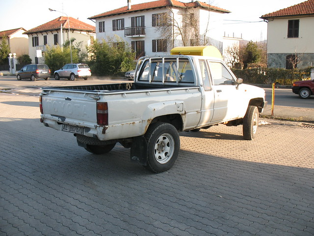 offroad 4x4 pickup vehicles toyota motor hilux