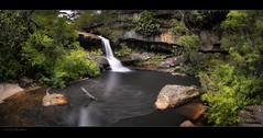 Gledhill Falls (Gerard Blacklock) Tags: waterfall sydney kuringgai gledhillfalls gerardblacklockgerry kuringgaichasenationalpar