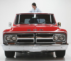 "1968 GMC Truck • <a style=""font-size:0.8em;"" href=""http://www.flickr.com/photos/85572005@N00/12950629143/"" target=""_blank"">View on Flickr</a>"