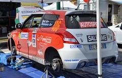 56° Rallye Sanremo (071) (Pier Romano) Tags: auto race san liguria rally swift suzuki 56 rallye sanremo remo corsa motori gara 2014
