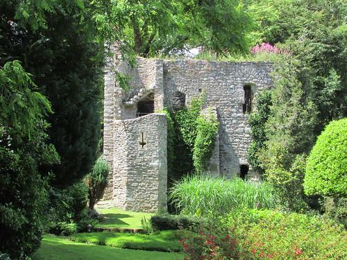 Gidleigh Castle, Devon.