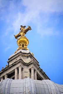 Saint Paul's Cathedral Spire