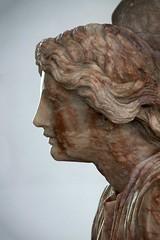 Blickling, Norfolk, UK (mira66) Tags: england sculpture church monument angel memorial head norfolk watts marquis lothian standrew gwuk